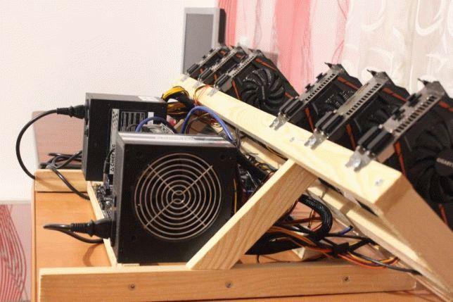 Оборудование для охлаждения майнинга