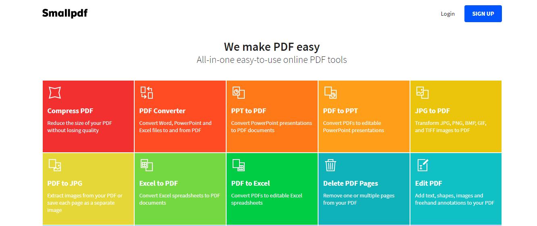 Онлайн-сервисы для снятия защиты с pdf файла