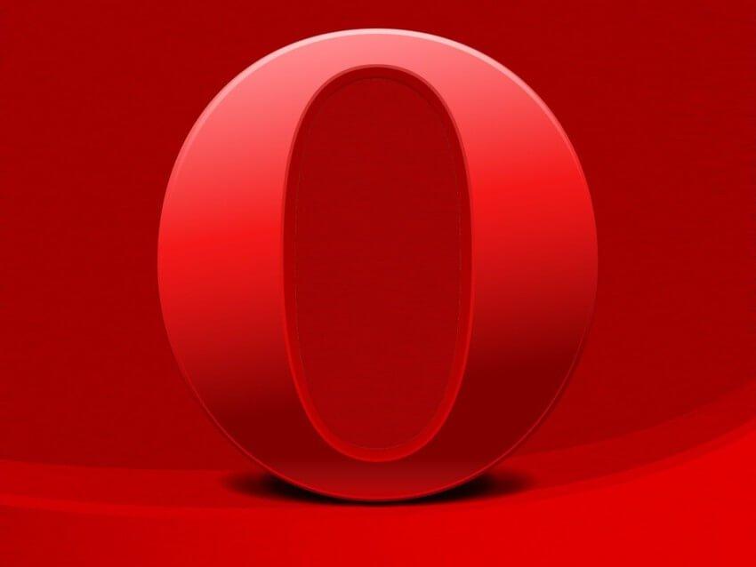 Как удалить историю просмотров в браузере Opera