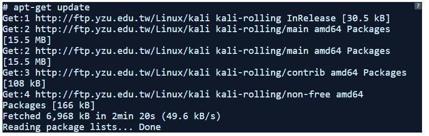Установка google Chrome на Kali Linux