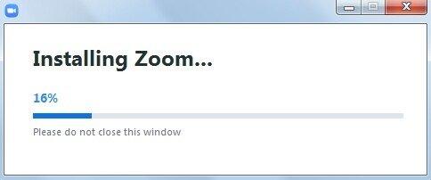 Установка программы zoom на компьютер