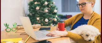 Как украсить блог к Новому году