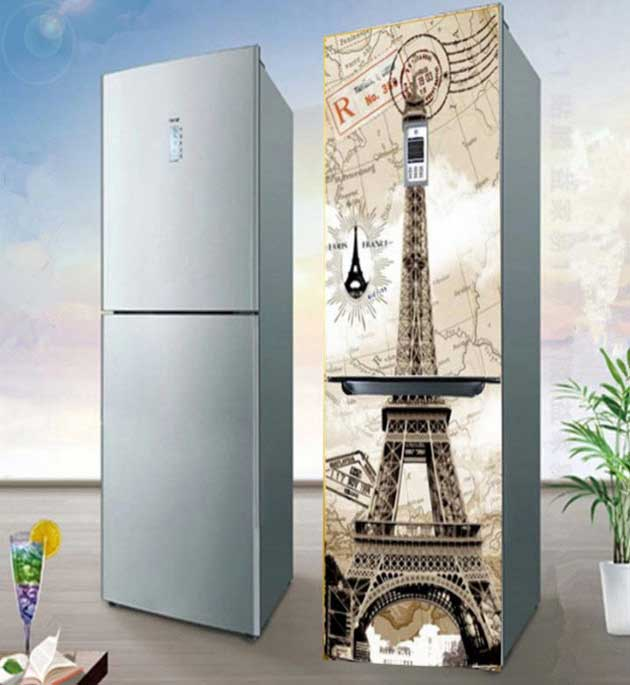 стикер для холодильника